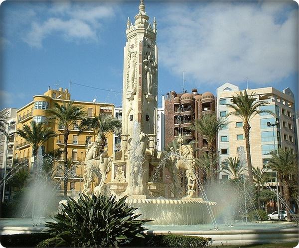 Plaa de los Luceros_Alicante