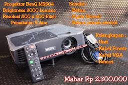 Proyektor BenQ MS504 (Second)