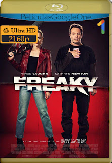 Freaky: Este cuerpo está para matar (2020) [4K WEB-DL HDR] [Latino-Inglés] [LaPipiotaHD]