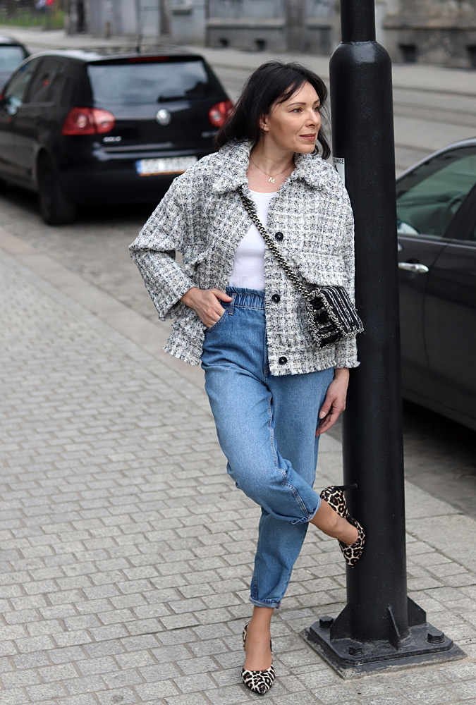 blogerka stylistka minimalissmo magdalena scierska
