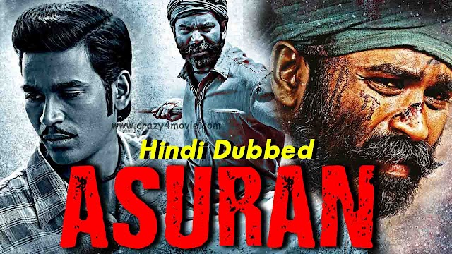 Asuran Hindi Dubbed Full Movie | Dhanush's Tamil Movie Asuran In Hindi