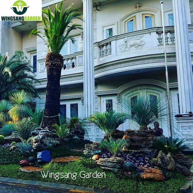 Tukang Taman Sanggau | Jasa Desain Dan Pembuatan Taman Di Sanggau