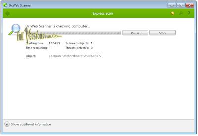 Dr.Web Anti-Virus + Security Space v11.0.0.11162 - Full