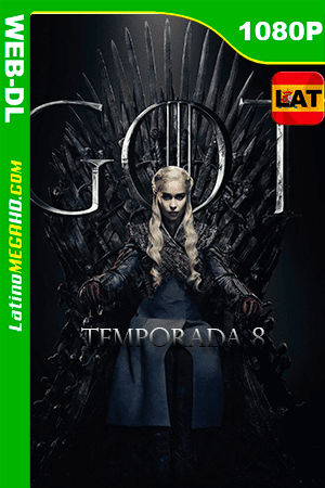 Game Of Thrones Temporada 8 (2019) 08×06 Latino HD WEB-DL 1080P - 2019
