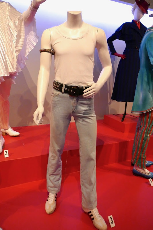 Freddie Mercury Bohemian Rhapsody Live Aid movie costume