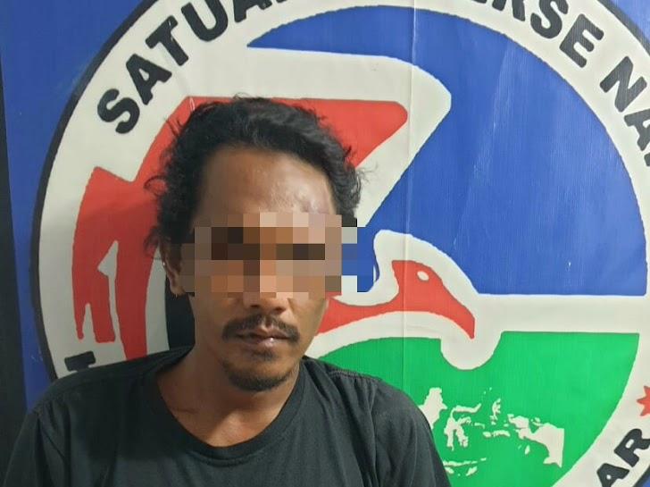 Gunakan Narkoba, Ketua Anak Punk Takalar Diciduk Tim Drugs Hunter Polres Takalar