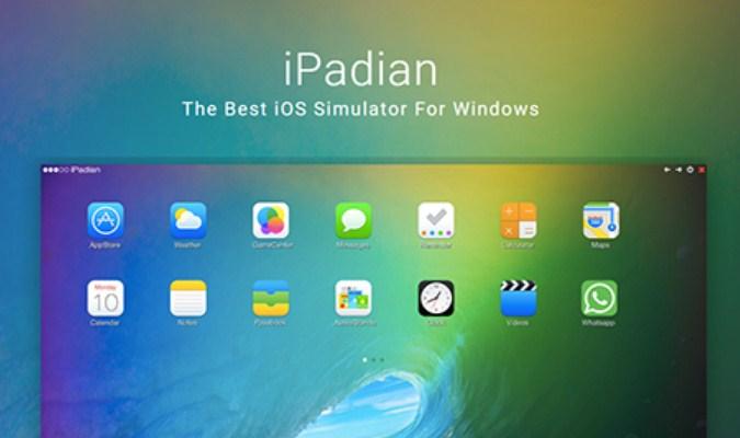 Emulator tuk Jalankan Aplikasi iOS di Laptop/PC - iPadian Emulator