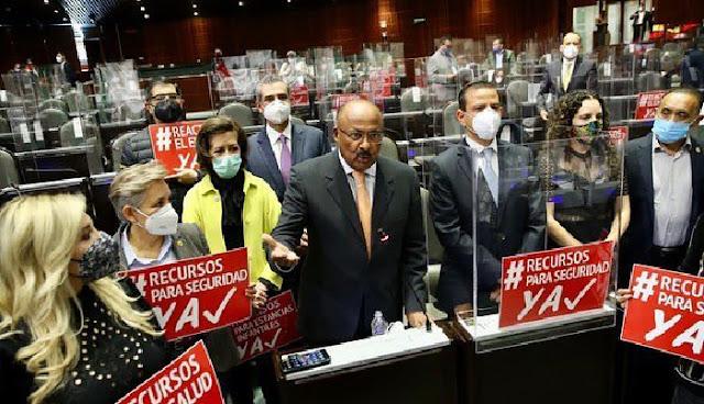 La reforma a la Ley de Hidrocarburos afectará a la economía familiar: GPPRI Diputados
