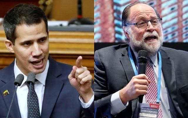 """Juan Guaidó,  informó de la designación de Ricardo Haussmann como """"Gobernador principal de Venezuela"""" ante el BID"""