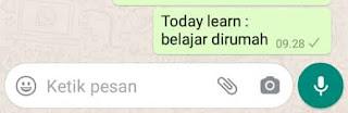 cara buat baca selengkapnya di whatsapp