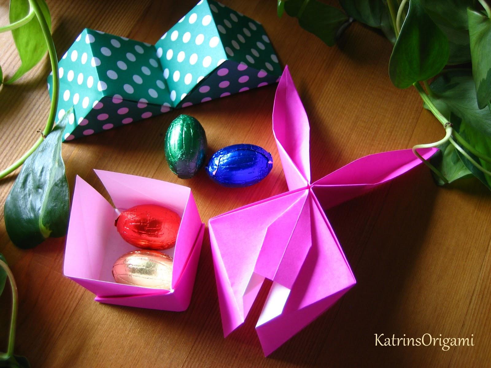 Gallerphot: Origami Faltanleitungen Blumen