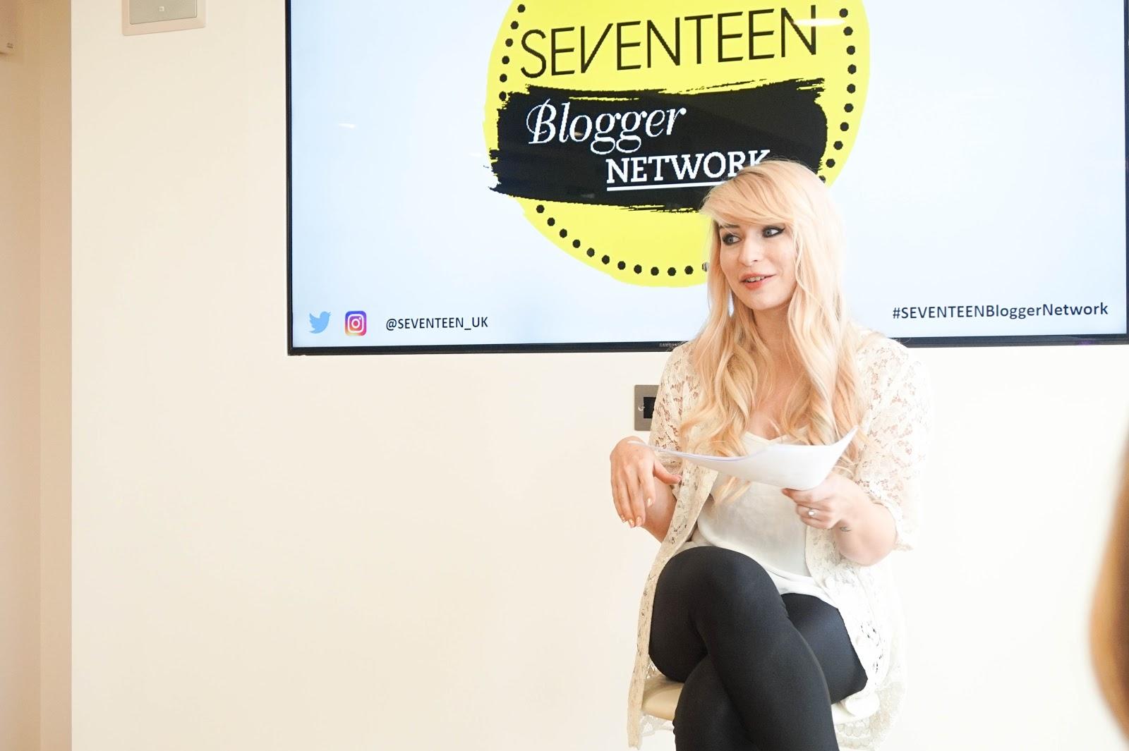 Seventeen Blogger Network