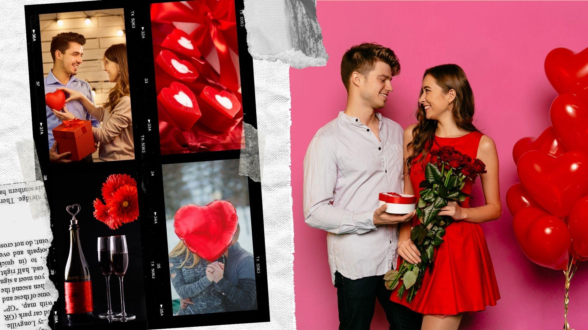 5 trucos de decoración para el día de San Valentín