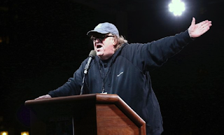 Michael Moore Evokes '2001: A Space Odyssey' In Urging Democrats To Revolt Against Trump