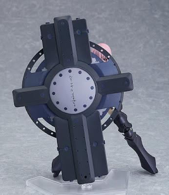 figma Shielder/Mash Kyrielight (Ortinax) de Fate/Grand Order - Max Factory