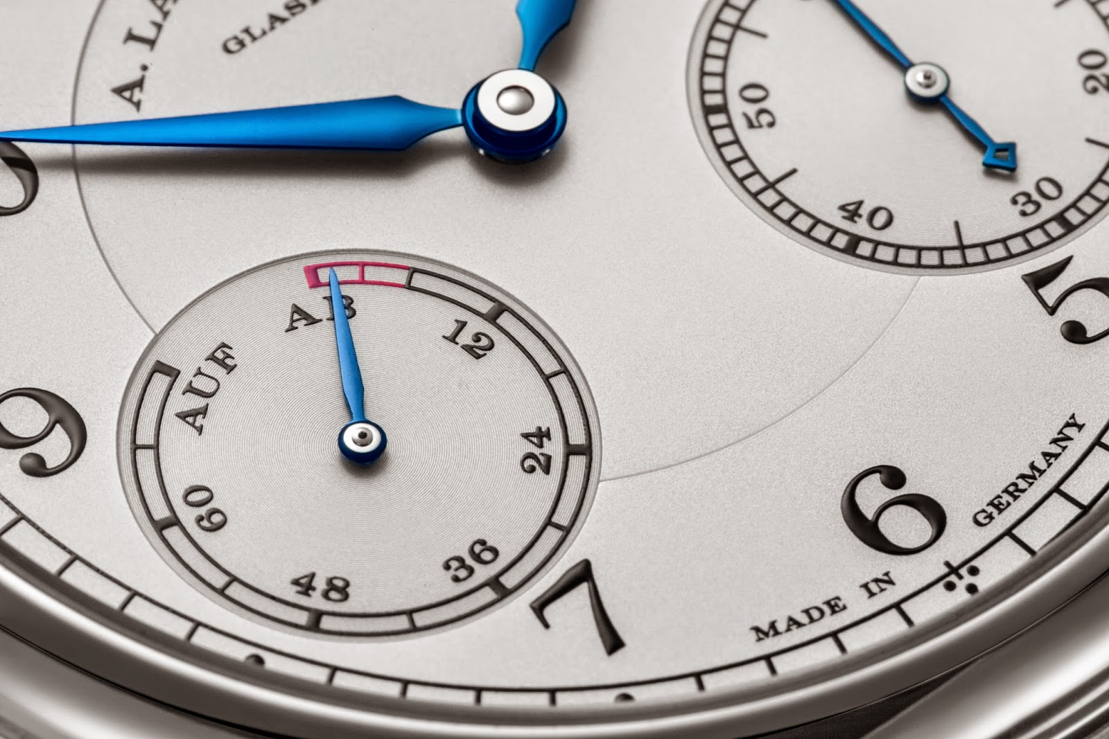 A. Lange and Sohne Up Down