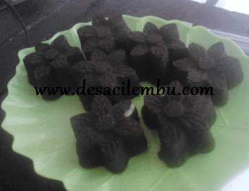 Brownies Ubi Cilembu