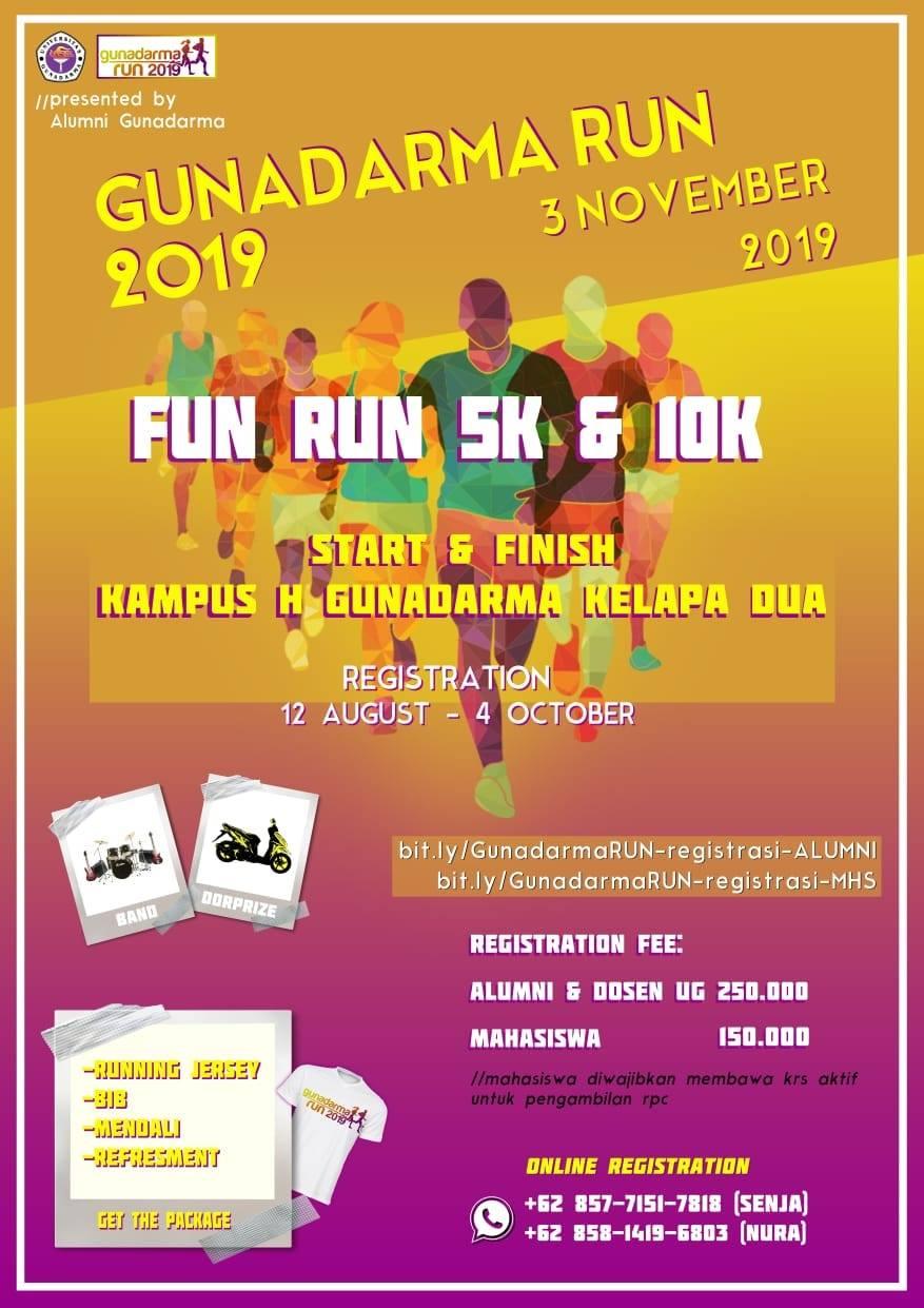 Gunadarma Run • 2019