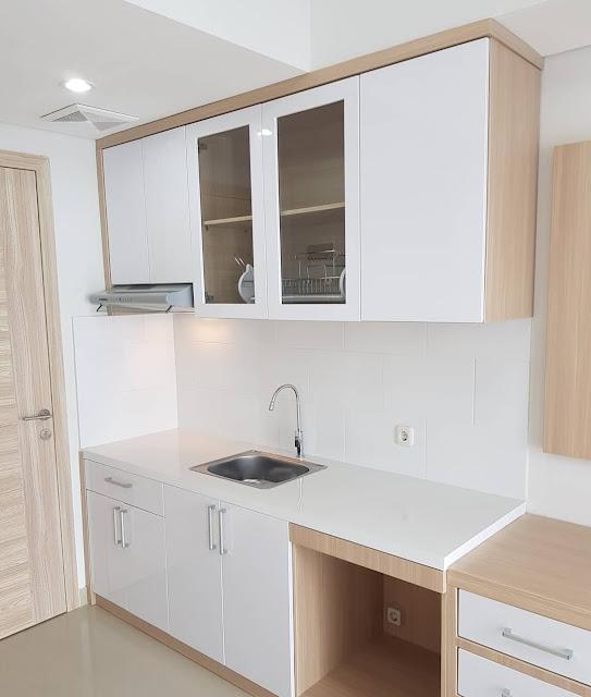 Kitchen Set Aluminium Gresik