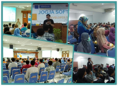 Seminar Workshop Jogja Software Developer Days #1