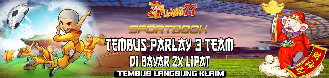 TEMBUS PARLAY DIBAYAR 2X LIPAT