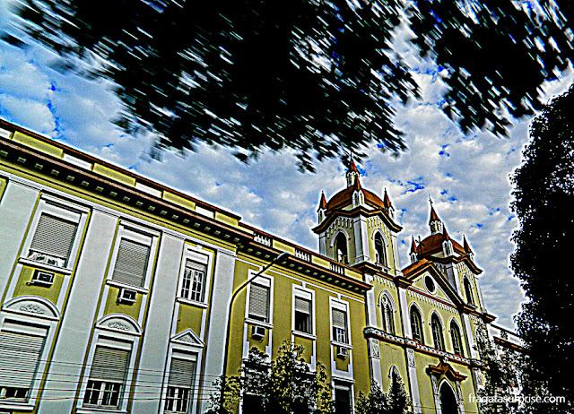 Igreja da Conceição -  Porto Alegre - RS