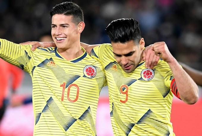 Confirmados horarios de los dos primeros partidos de la Selección Colombia en las Eliminatorias
