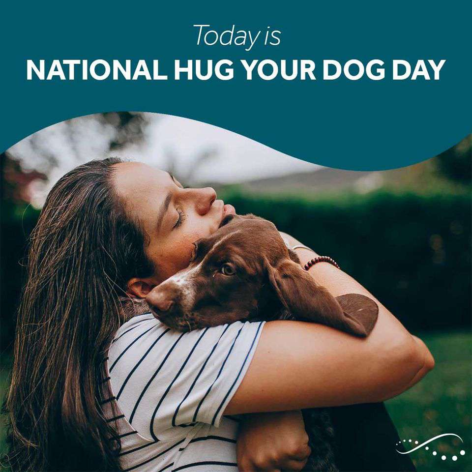 National Hug Your Dog Day Wishes for Whatsapp