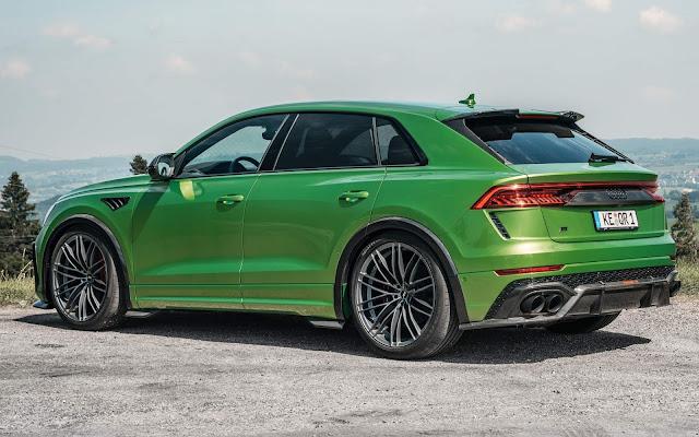 Audi RS-Q8-R ABT