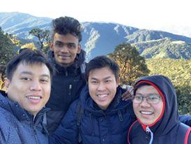 Mount Victoria Trekking and Sighseeing