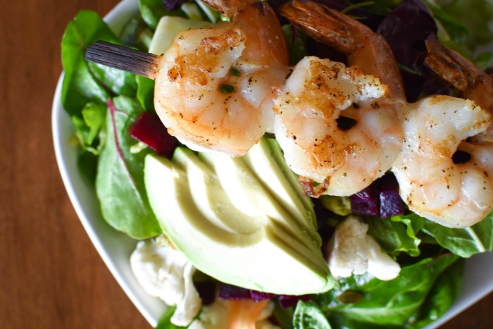 delicious salad in baltimore