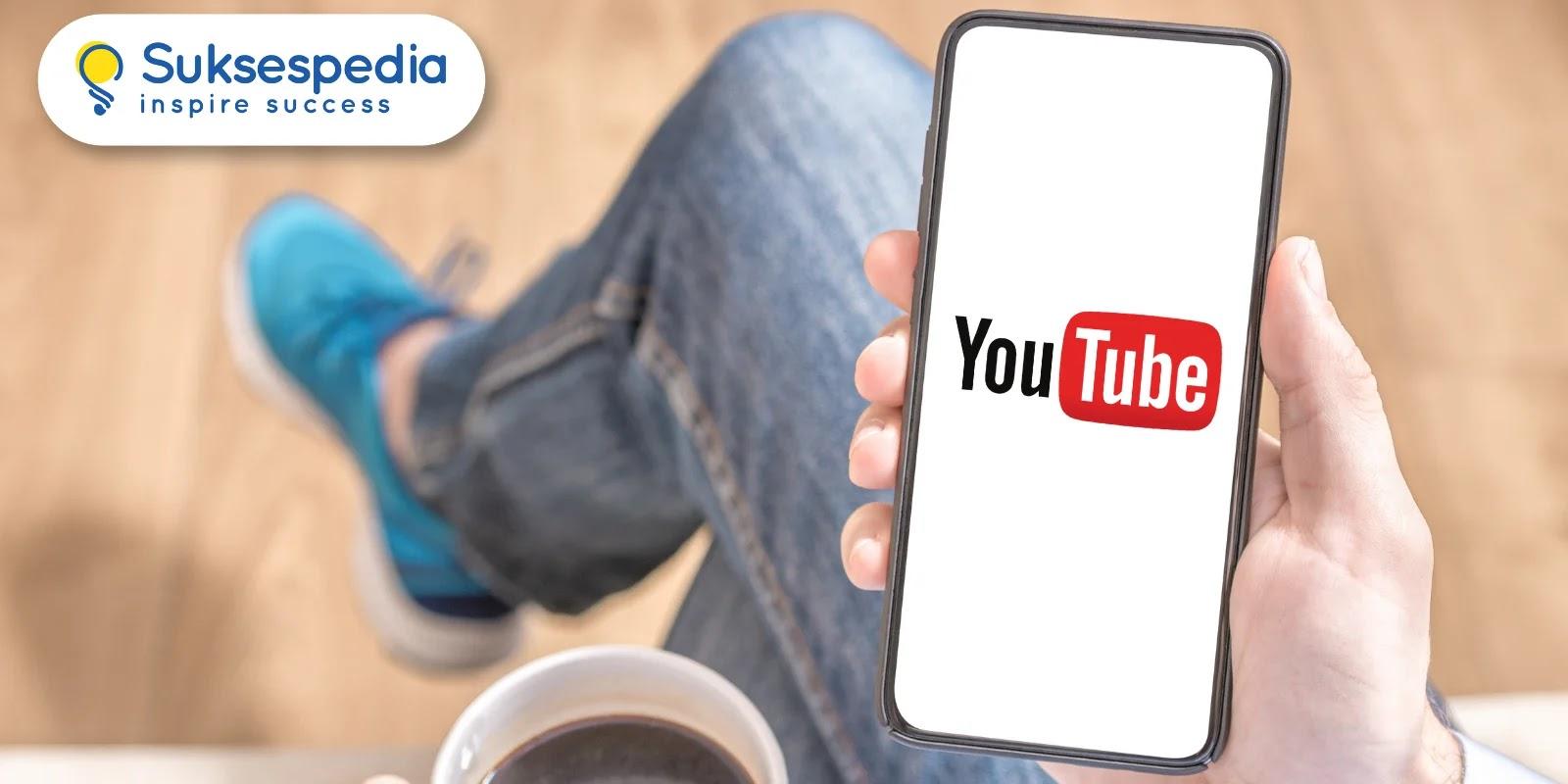 cara mendownload video di youtube agar tersimpan di memori