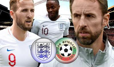 مشاهدة مباراة إنجلترا وبلغاريا بث مباشر اليوم 14-10-2019 في تصفيات اليورو 2020