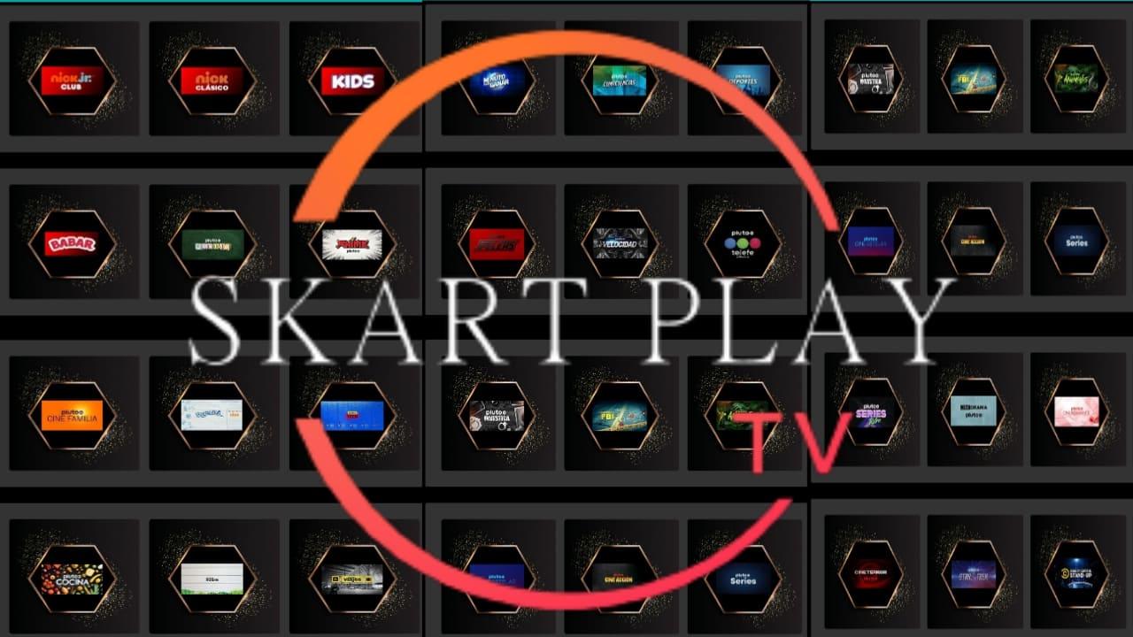 Skart-iptv....لمشاهدة القنوات اللاتينية مجانا