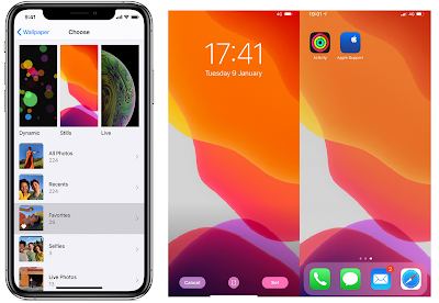 How to Change Wallpaper on iPhone 11 Pro Max Set Up Manually