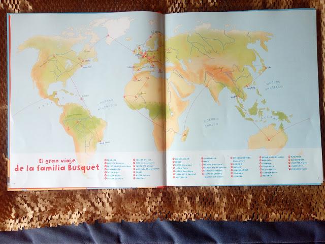 mapa del mundo busca y encuentra