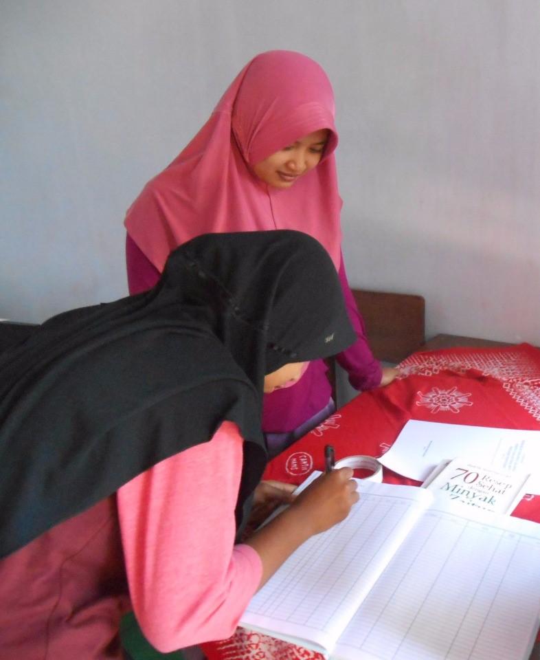 Peningkatan SDM Perpustakaan Desa
