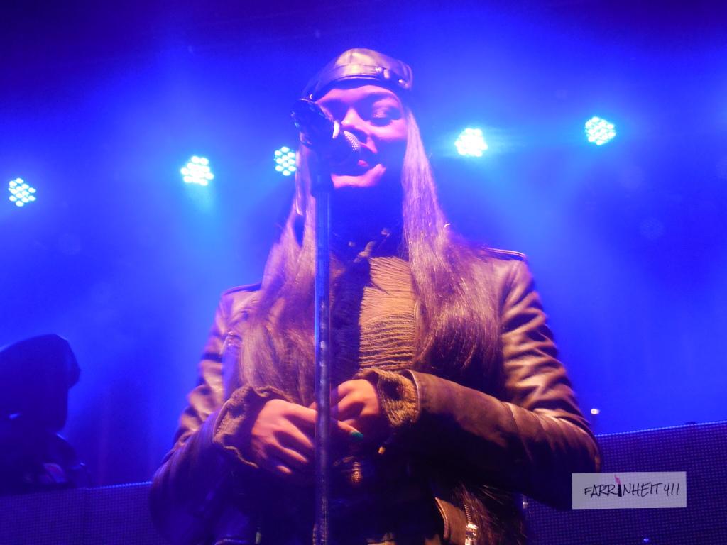August Alsina Testimony Live Tour Atlanta W Teyana Taylor 2