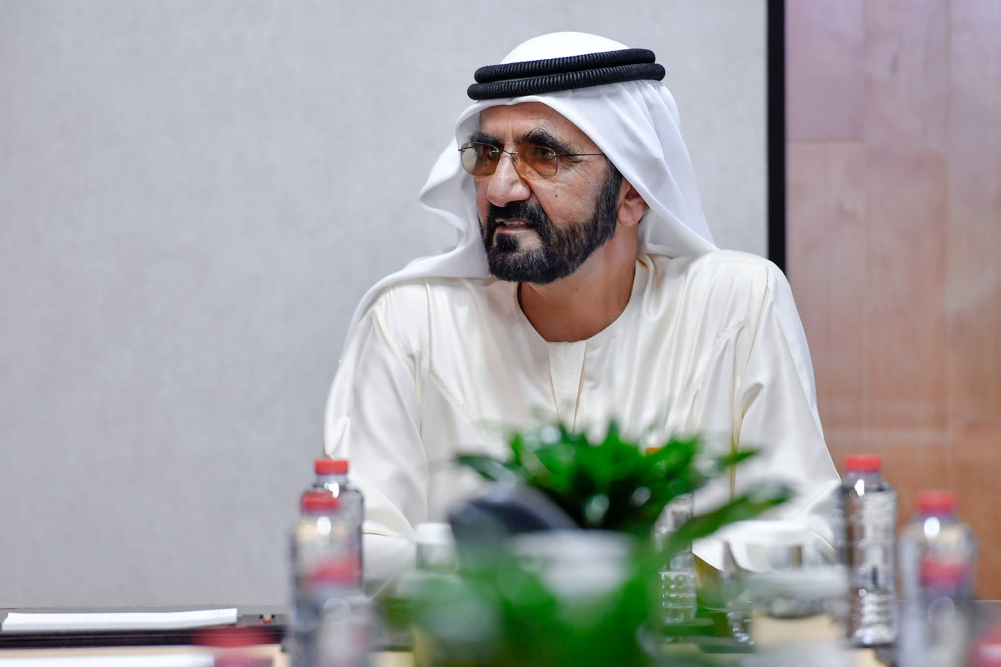 Sheikh Mohammed issues new law for DIFC