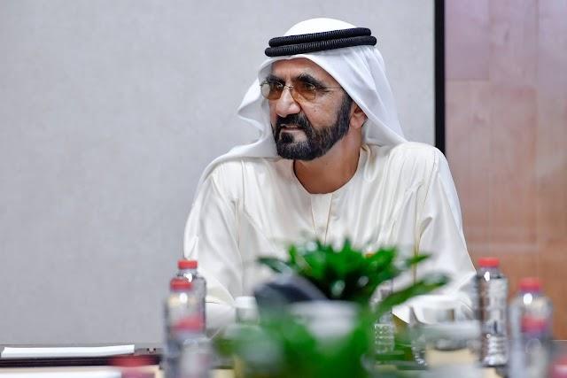 Dubai Ruler enacts new law on Dubai International Financial Centre