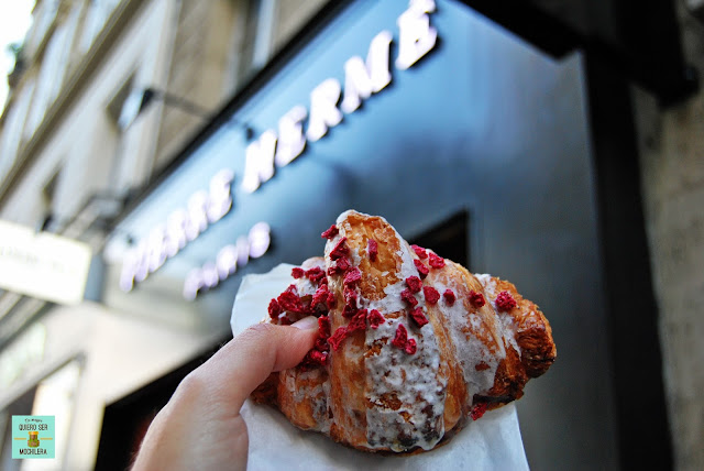 El mejor croissant de París, en la pastelería Pierre Hermé