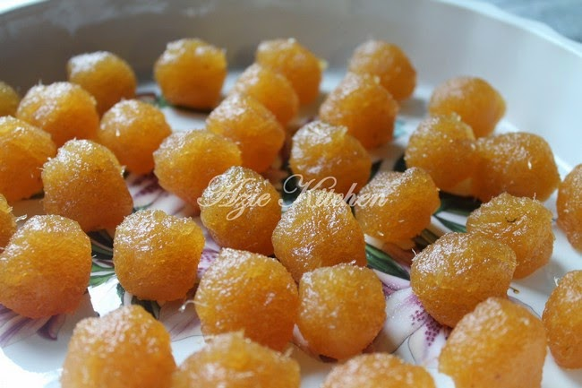 Tart Nenas Landak Gebu  Azie Kitchen