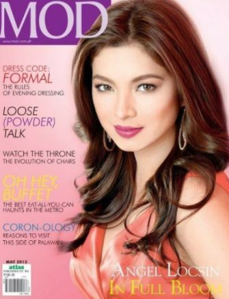 Top Selling Magazines That Featured Angel Locsin!