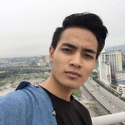 Biodata Adam Malek Mentor Milenia 2017