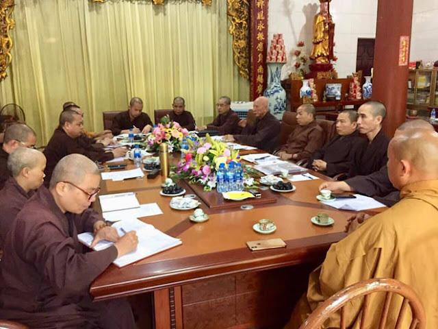 Đại đức Thích Thanh Toàn - Chùa Nga Hoàng đã đưa thỉnh nguyện với BTS Phật giáo tỉnh, xin được giữ lại những tài sản như trang trại, đất đai, vật dụng mang tên chủ sở hữu là thể danh của nhà sư này