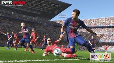 تحميل لعبة بيس 2018 للكمبيوتر كاملة برابط مباشر من ميديا فاير