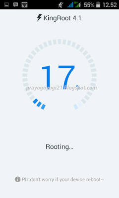 Cara Root Android Advan S4E Kitkat