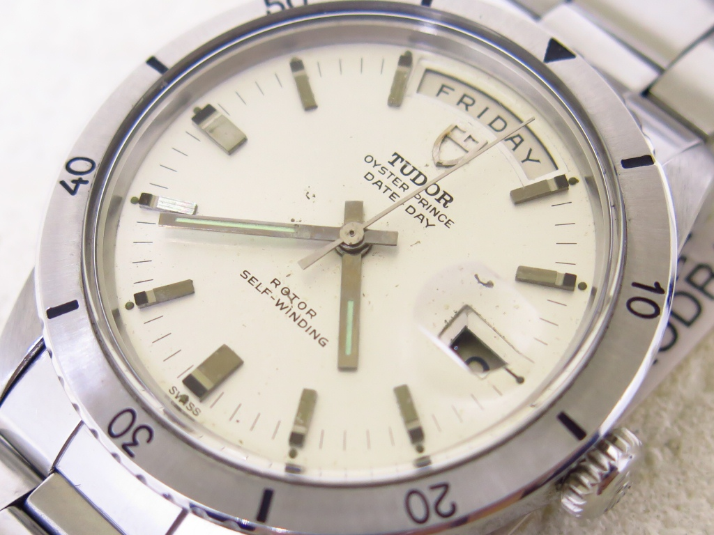 TUDOR OYSTER PRINCE DATE DAY REF 7020/0 YEAR 1969 - AUTOMATIC
