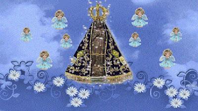 imagem de Nossa Senhora Aparecida