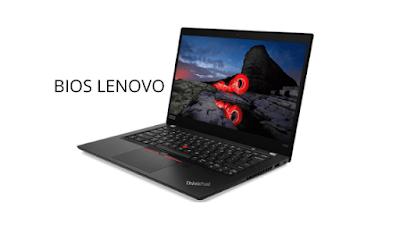 Cara masuk BIOS Laptop / Netbook LENOVO